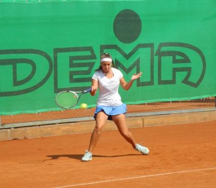 Зиновия Ванева с титла на двойки в Скопие