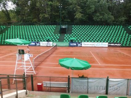 Дъжд отложи финала при дамите на Държавното първенство по тенис