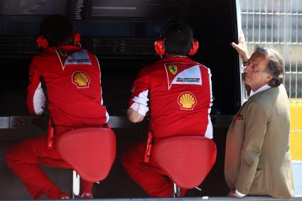 Монтедземоло отговори на спекулациите: Оставам във Ферари!