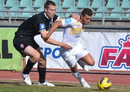 Металург излиза с част от резервите срещу ЦСКА
