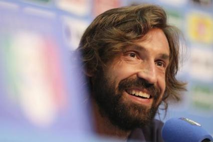 Пирло ще играе за Италия срещу България