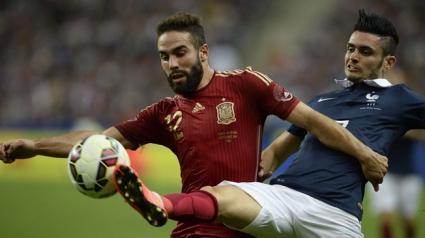 Карвахал отпадна за мача с Македония