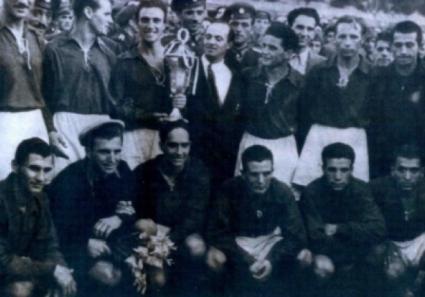 66 години от първата титла на ЦСКА