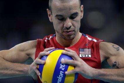 Доналд Съксо спря с волейбола