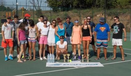 Приключи вторият за годината любителски турнир по тенис в Созопол