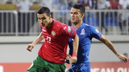 УЕФА показа симпатии към България (снимка)