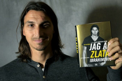 Ибрахимович планира да издаде втора автобиографична книга