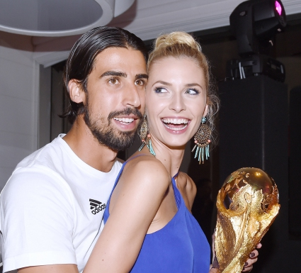 Оперираха Сами Кедира, твърдо пропуска гостуването в София