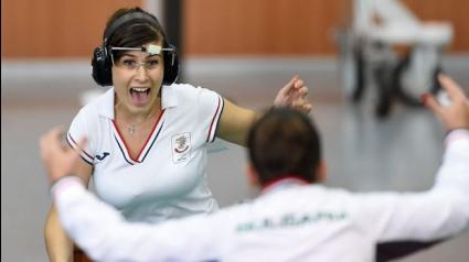 Лидия Ненчева спечели бронз на Световното по спортна стрелба