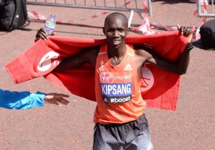 Световният рекордьор Кипсанг ще дебютира на маратона в Ню Йорк