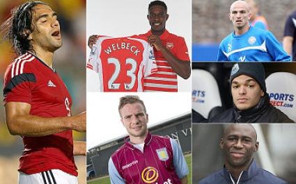 22-ма играчи могат да дебютират за новите си клубове този уикенд в Премиър лийг