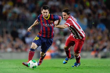 CR7 е просто един спортист, докато Меси е Бог, смята шампион на Испания