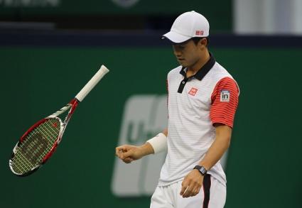 Мъри и Ферер с победи в Шанхай, Нишикори отпадна