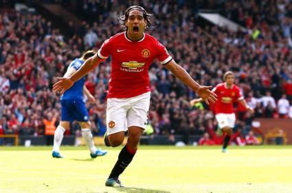 Фалкао: Искам да остана в Манчестър Юнайтед за постоянно