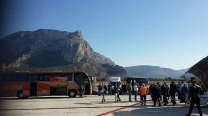 Самолетни премеждия за азерите