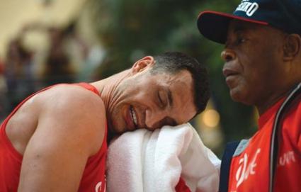 Треньорът на Кличко го сравни с роб от плантациите