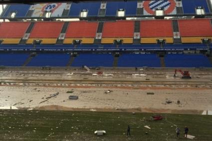Монпелие ще играе на стадион за ръгби до края на годината