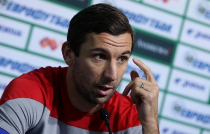 Капитанът на Хърватия: Първата ни цел е да не загубим мача с България (видео)