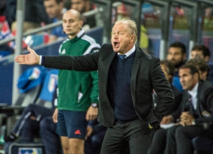 Пет-Матияс Хогмо: Победата над Малта ни мотивира за мача с България