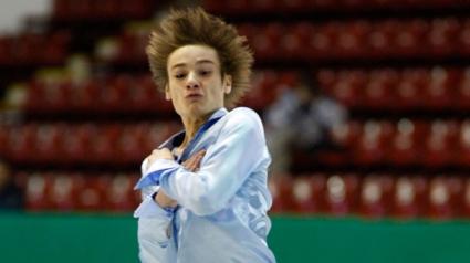 Иво Гатовски остана предпоследен при юношите на Гран при в Загреб