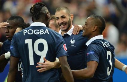 Франция показа мускули срещу Португалия (видео)