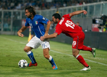Пирло: Защо да не спечелим Евро 2016?