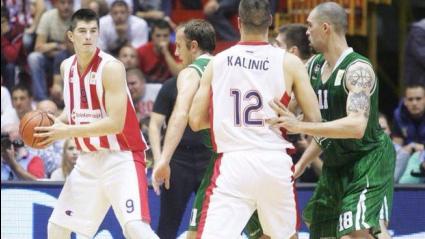 Гларуса и Олимпия с първа загуба в Адриатическата лига
