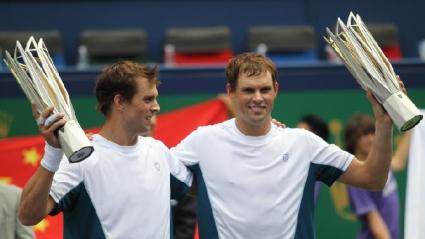 Братята Брайън спечелиха в Шанхай и вече имат титли от всички Мастърс турнири