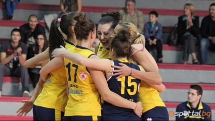 Марица играе с Партизан за третото място на турнир в Турция
