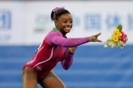 САЩ завърши на първо място по медали на СП по спортна гимнастика