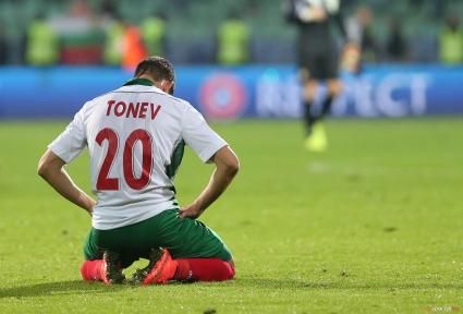 Александър Тонев: Не заслужавахме да загубим от Хърватия