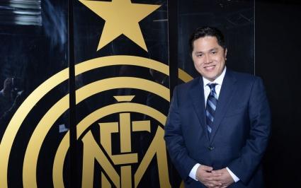 Босът на Интер инспектира директорите на клуба