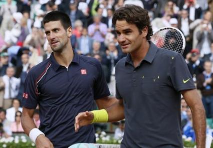 Федерер: От Новак зависи дали ще бъде №1