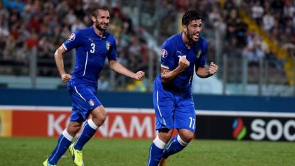 Дебютант донесе пестелива победа на Италия срещу Малта (видео)