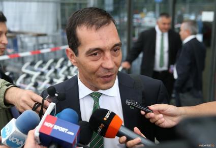 Петричев: Знаем какъв мач ни чака в Базел (ВИДЕО)