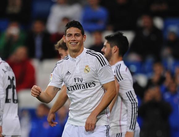 Резервите на Реал Мадрид изковаха 5:0, Хесе се завърна с гол (видео+галерия)