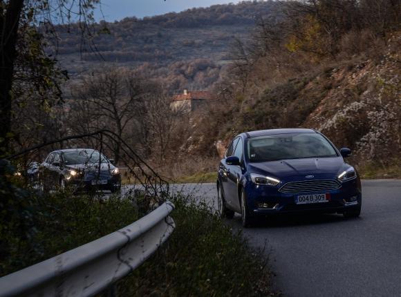 Ford оправиха грима на Focus (тест драйв)