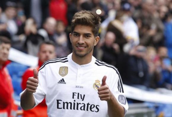 Реал Мадрид представи новата си перла (галерия)