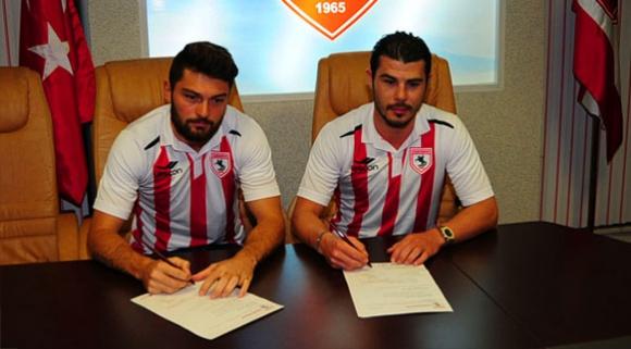 Официално: Галин Иванов ще играе в Самсунспор