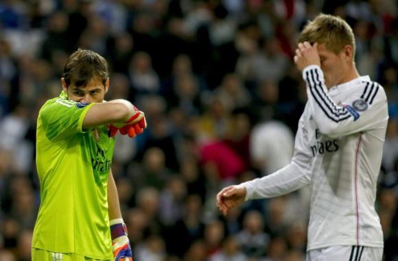 Шалке скъса Реал от бягане, Кристиано изтича най-малко (статистика)