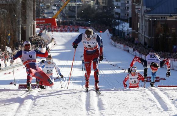 Норвежци триумфираха в спринта от СК