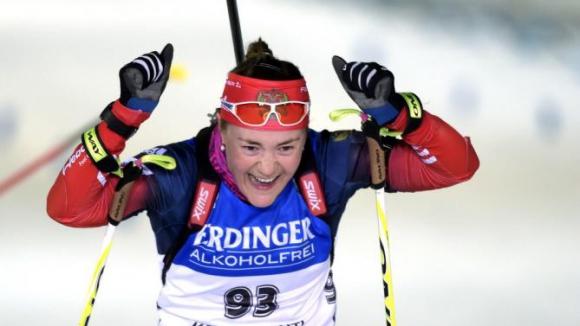 Екатерина Юрлова спечели старта на 15 километра, Емилия Йорданова завърши 29-а