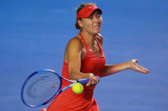 Мария Шарапова ще играе за Русия в полуфинала за Фед къп