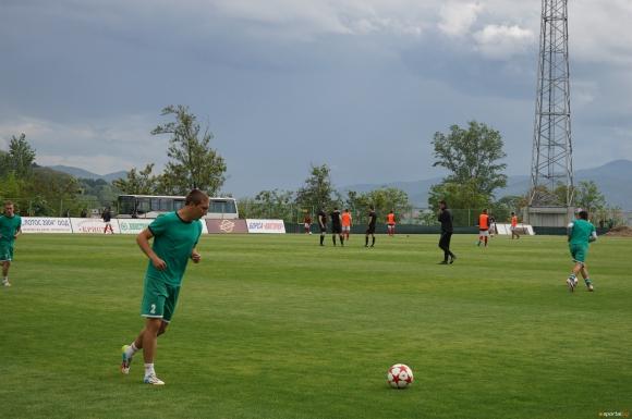 В Пирин се готвят за мача с Локомотив в Мездра с мисълта за победа