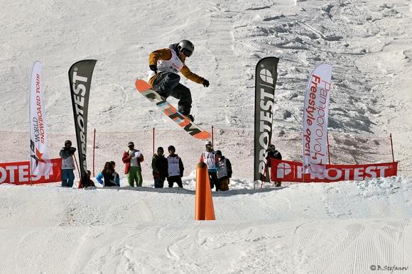 Пампорово приема кръг от елитните серии по сноуборд слоупстайл