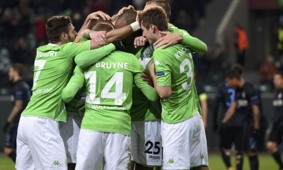 Волфсбург със супер обрат срещу Интер (видео)