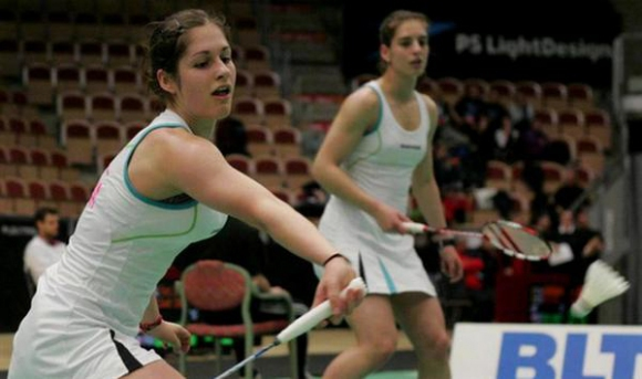 Сестри Стоеви се класираха за четвъртфиналите на двойки в Базел