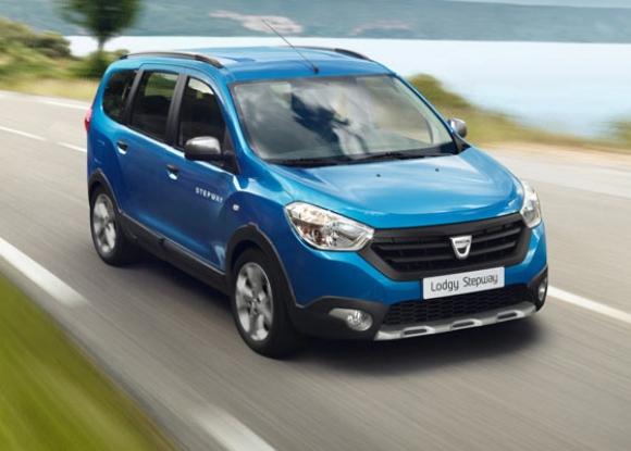 Авантюрист (Тест на Dacia Lodgy Stepway)