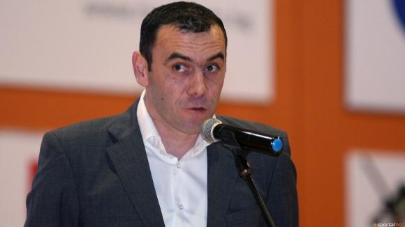 Тодор Стойков подкрепи Престиж Мача на звездите