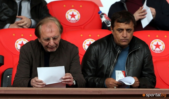 Стойне Манолов: Немислимо е ЦСКА да легне